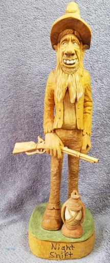 wood carving hobby