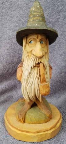 wood sculpture art